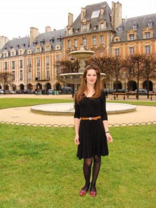 Adeline Marchand is the owner of Esprit de Paris