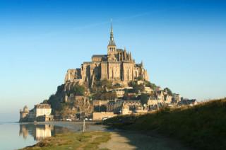 Mont Saint – Michel, France