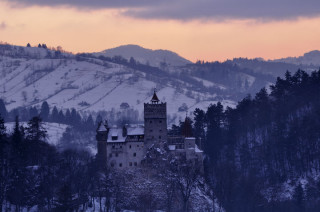 Castle Brasov Romania