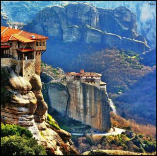 Meteora Thessaly Greece