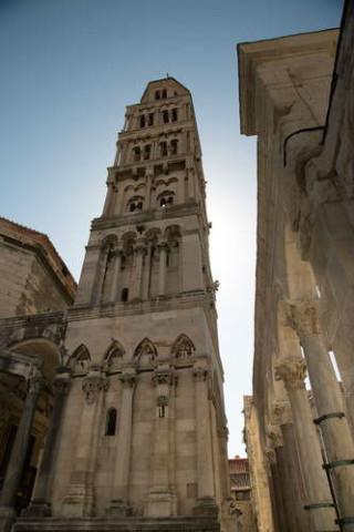 Palace of Diocletian Split Croatia