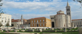 Saint Donat Zadar Croatia