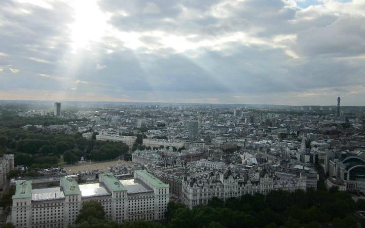 Paris, Sacre Coeur Basilica