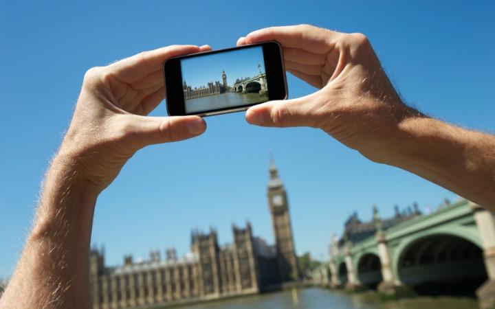 Verizon cell phone europe travel