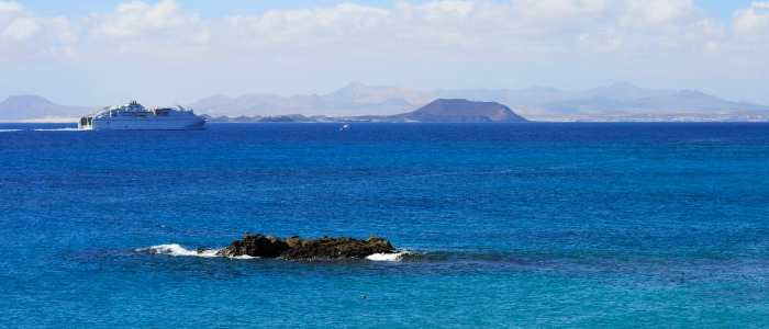 Sea Based Fun in Lanzarote
