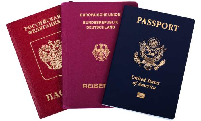 Can You Travel To Europe With A Passport Card