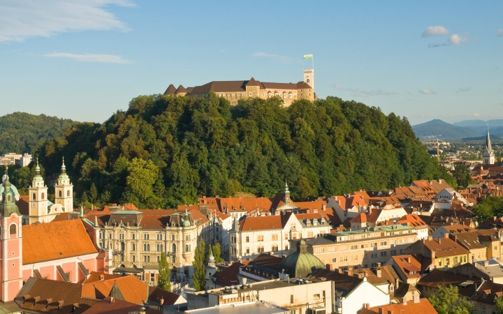 Top Attractions in Ljubljana, Slovenia