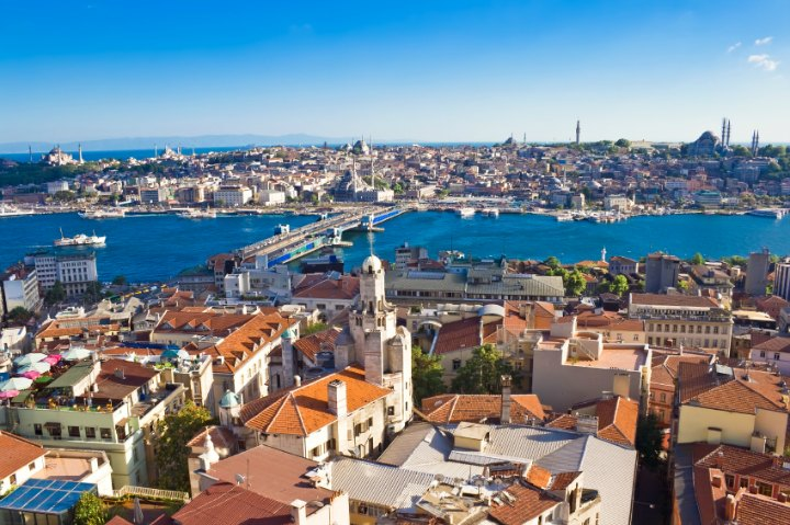 Autumn in Istanbul, Turkey: Don't Miss this Exotic Travel Destination