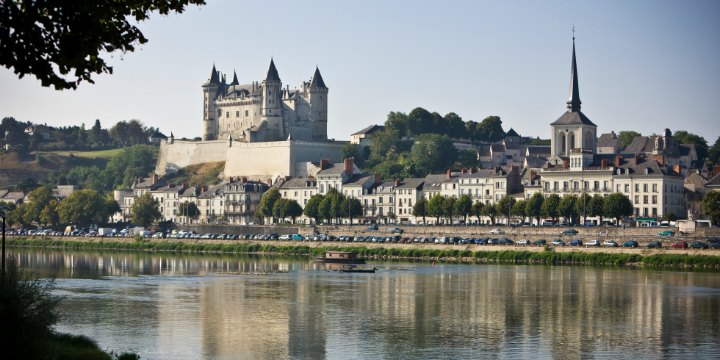 Autumn in France's Loire Valley:  Castles, Vineyards, Tours