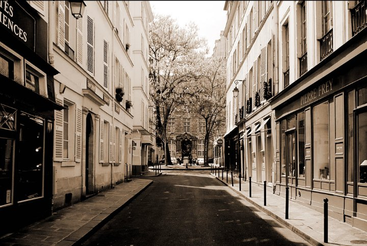 The intellectual and artistic Paris - Saint-Germain-des-Prs 