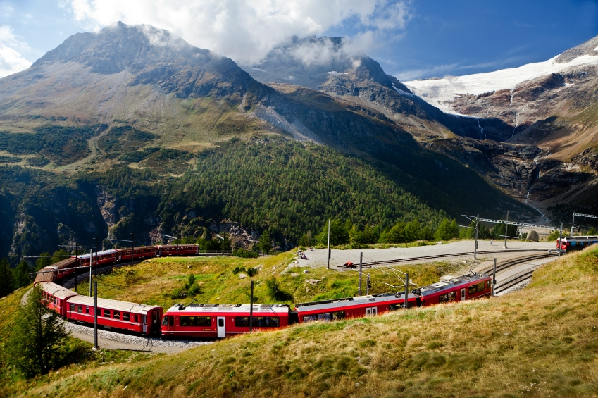 Scenic Rail & Train Adventures in Europe
