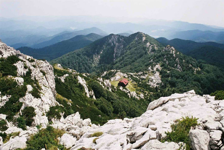 Risnjak National Park, Croatia